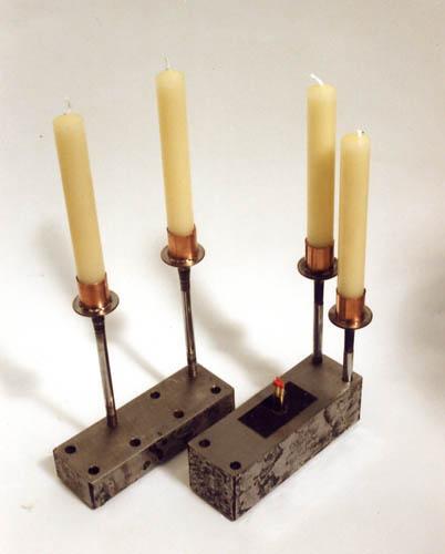 Candlesticks 1990's