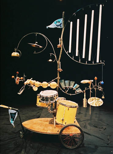 Percussion tree ~2003